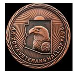 Arizona Veterans Hall of Fame Society Logo