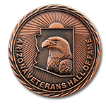 Arizona Veterans Hall of Fame Society Logo